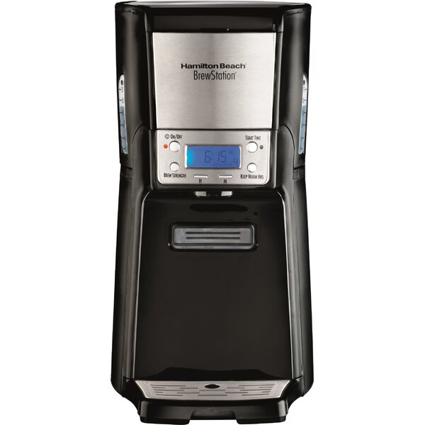 12 Cup Brewstation Coffee Maker by Hamilton Beach