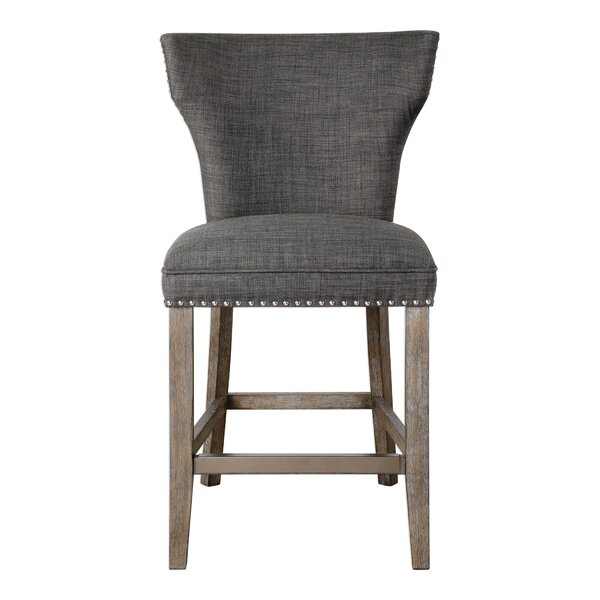 Goldie 25 Bar Stool by Gracie Oaks