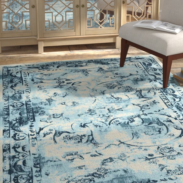 Josue Cream Area Rug by Bungalow Rose