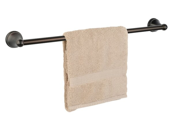 Brentwood 30 Wall Mounted Towel Bar by Dynasty Hardware