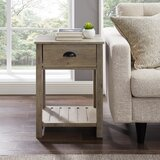 Kasey End Table with Storage