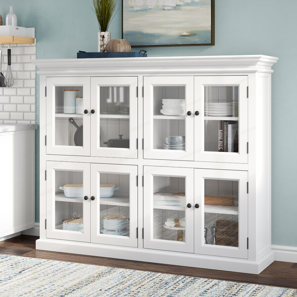Amityville 52 Kitchen Pantry by Beachcrest Home
