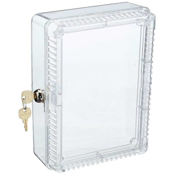 Heating And Cooling Lever Thermostat Cover By White Rodgers
