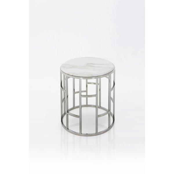 Nealon End Table by Brayden Studio
