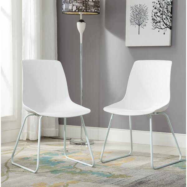 Ashbaugh Modern Dining Chair (Set of 2) by Wrought Studio