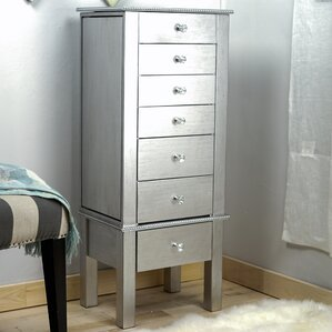 Bangor Jewelry Armoire by Astoria Grand