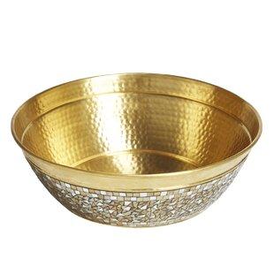 Gold Vessel Sinks Youu0027ll Love   Wayfair