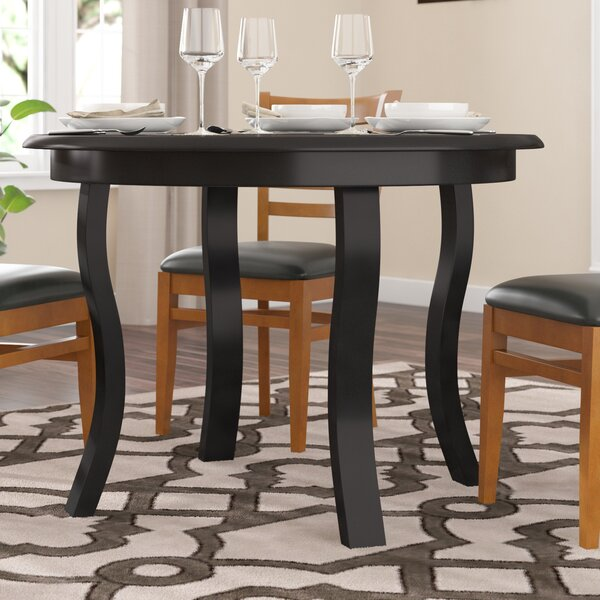 Tyesha Dining Table By Winston Porter Coupon