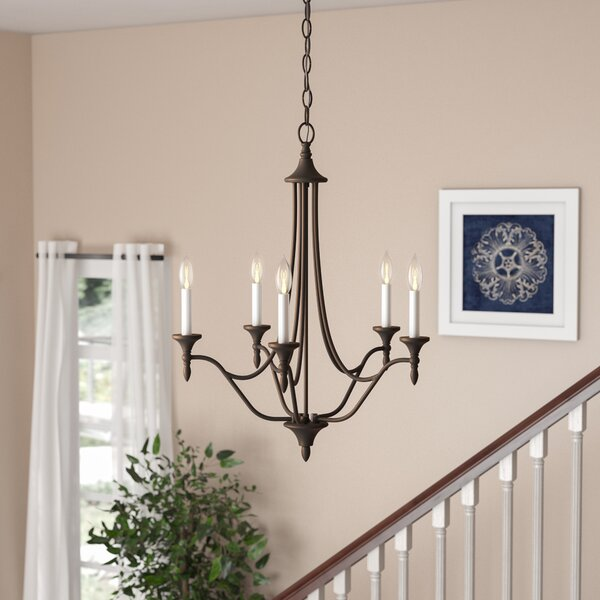Ellender 5-Light Chandelier by Charlton Home