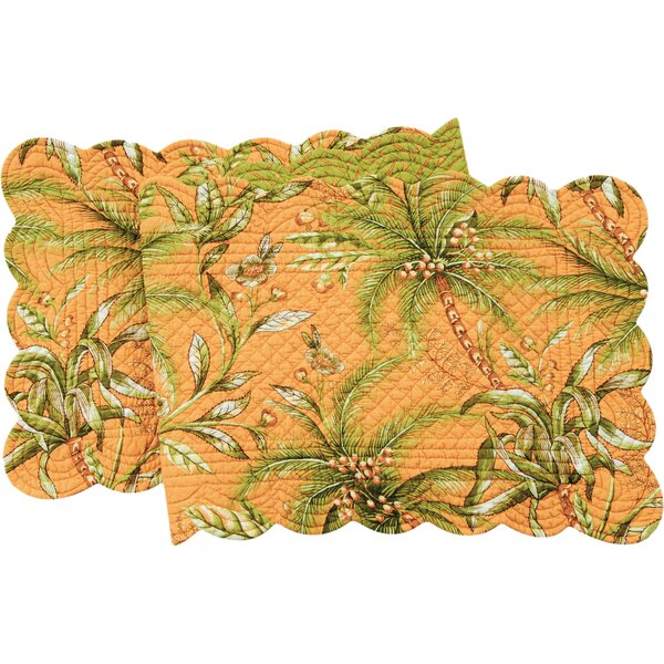 Archipelago Table Runner by C&F Home