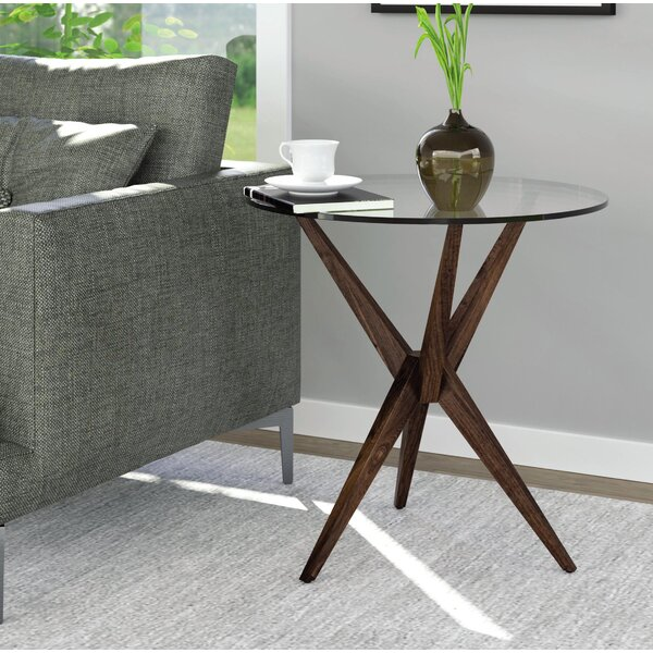 Converge Statements End Table by Copeland Furniture