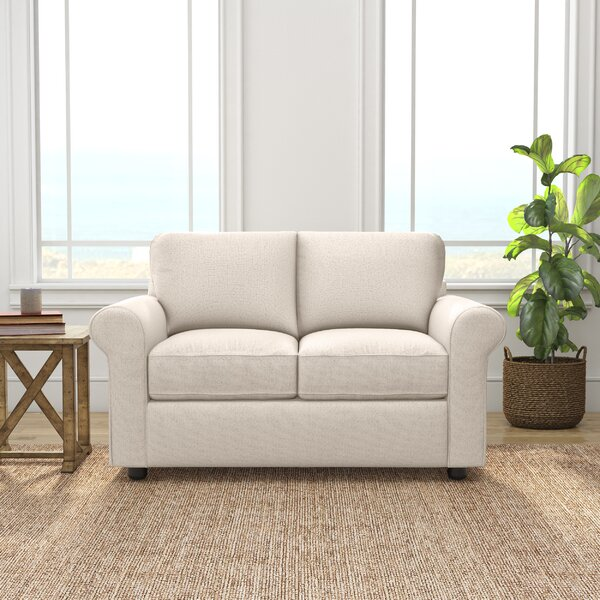 Highest Quality Goodin Loveseat by Darby Home Co by Darby Home Co