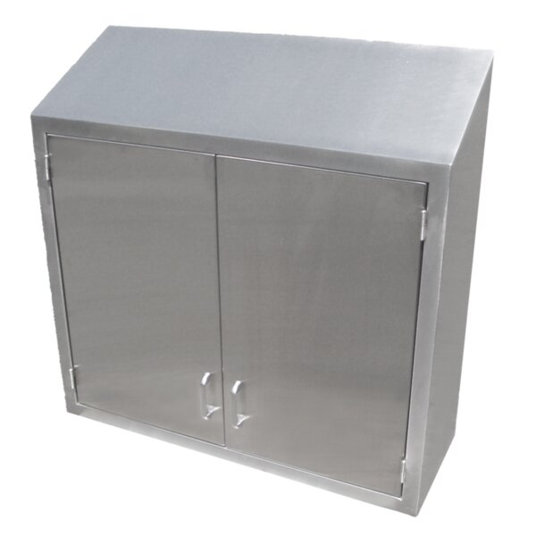 36 W x 84 H Wall Mounted Cabinet