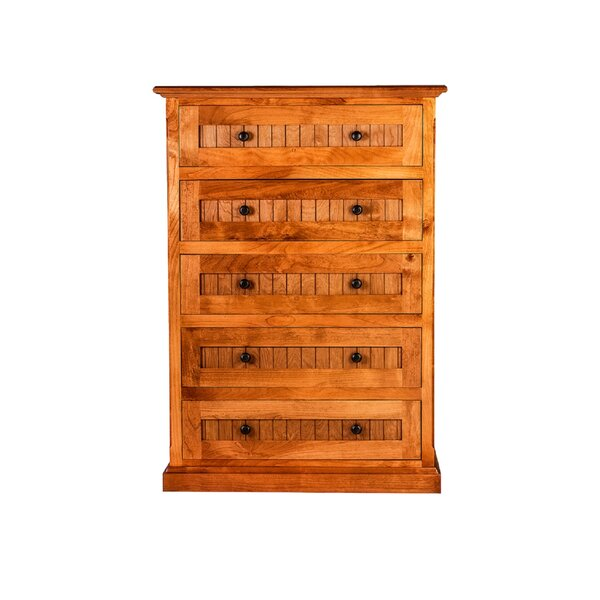 Molina 5 Drawer Dresser by Loon Peak