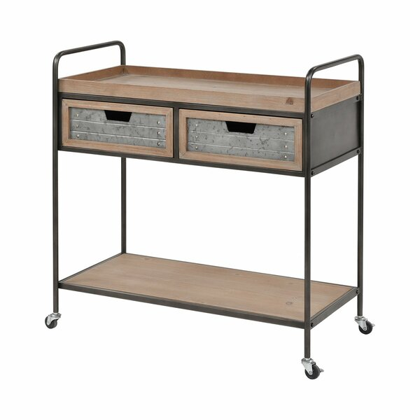 Beamond 33'' Console Table by Williston Forge Williston Forge