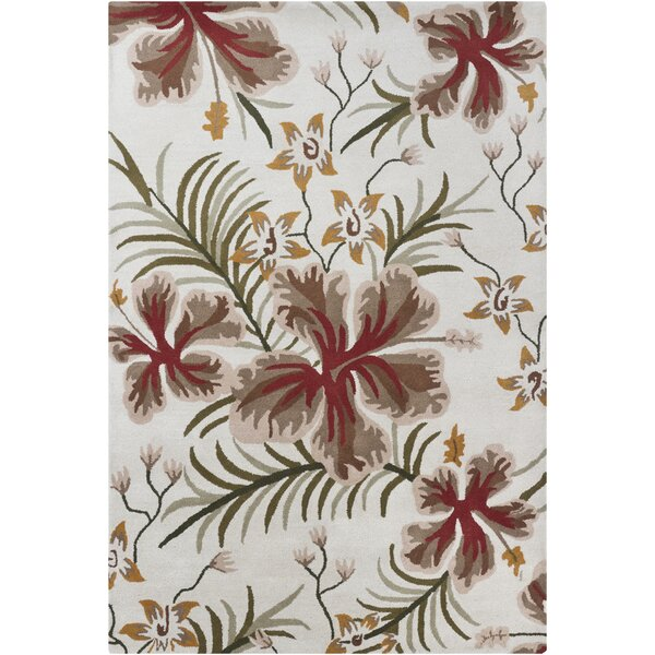 Hartsville Floral Area Rug by Bayou Breeze