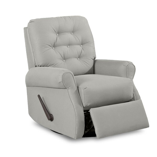 Vinton Glider Swivel Recliner by Wayfair Custom Upholstery™