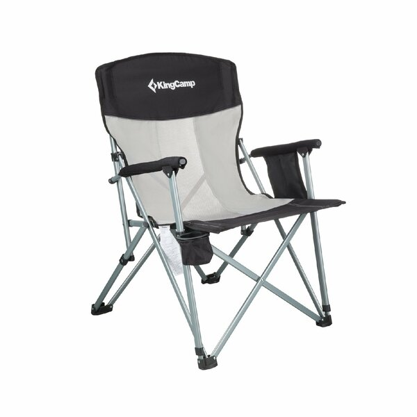 Mesh Back Folding Camping Chair by Kingcamp