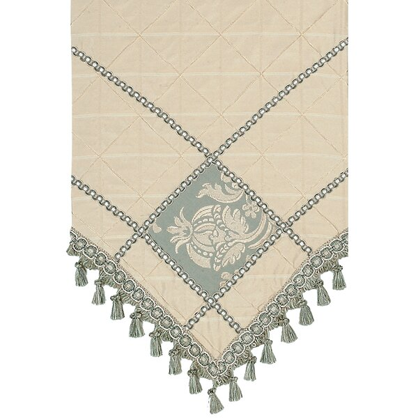 Carlyle Diamond Table Runner by Eastern Accents