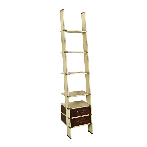 Campaign Ladder Bookcase by Authentic Models