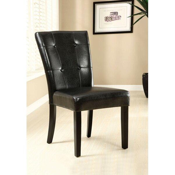 Minster Upholstered Dining Chair (Set of 2) by Fleur De Lis Living