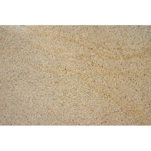 18'' x 31'' Granite Field Tile in Giallo Fantasia by MSI