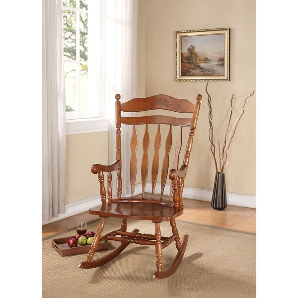 Kandice Rocking Chair By August Grove