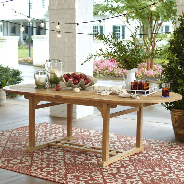 Summerton Extendable Dining Table by Birch Lane™