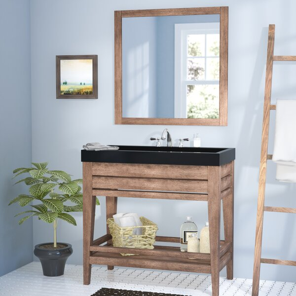 Madalyn 42 Single Bathroom Vanity with Mirror by Union Rustic