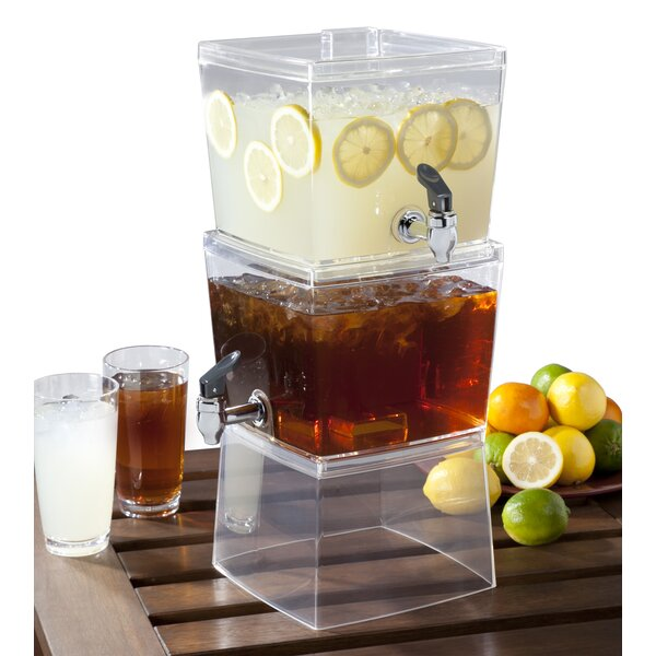 1.5 Gal Stacking Beverage Dispenser by Creative Bath