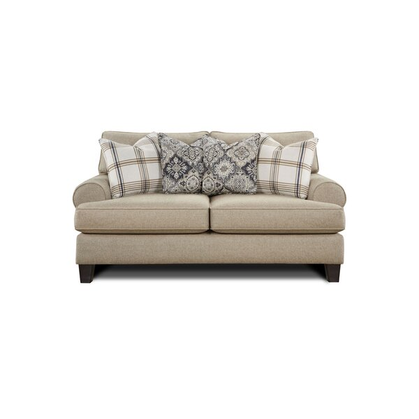 Lebrun Loveseat by Alcott Hill