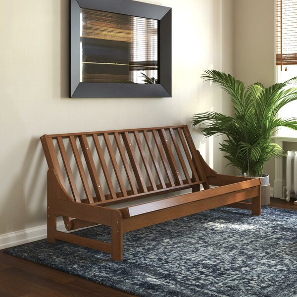 Futon Frame by Red Barrel Studio Red Barrel Studio