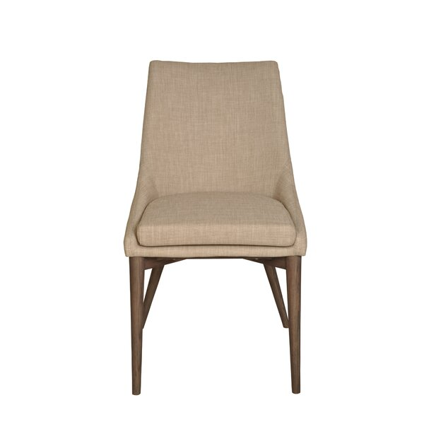 Chaidez Upholstered Dining Chair (Set of 2) by George Oliver