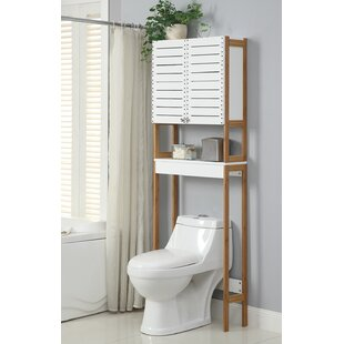 Rendition 23 625 W X 70 25 H Over The Toilet Storage