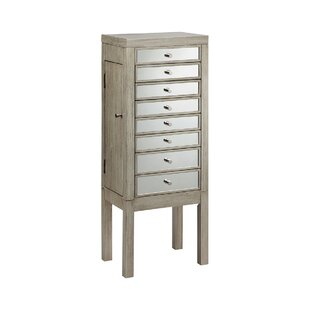 Coupon Nahla Jewelry Armoire ByBungalow Rose