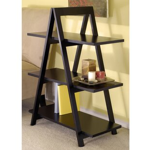 Affordable Basics A Frame Etagere Bookcase ByWinsome