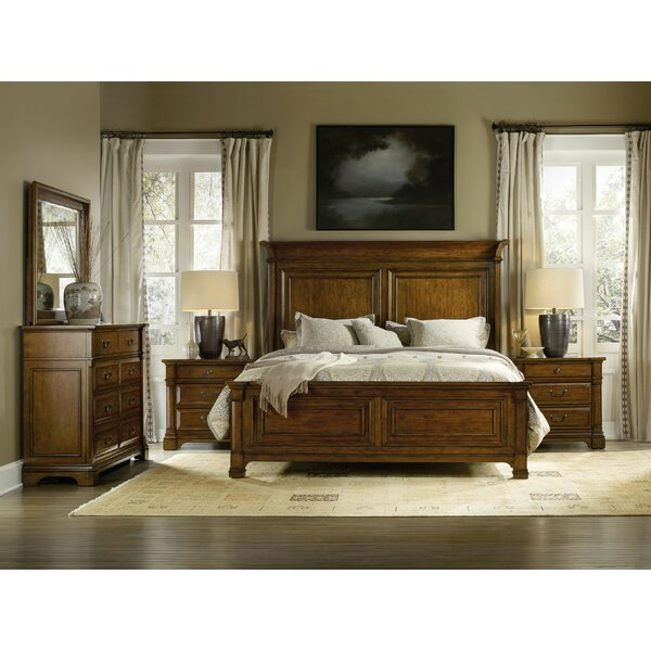 Tynecastle Panel Configurable Bedroom Set by Hooker Furniture