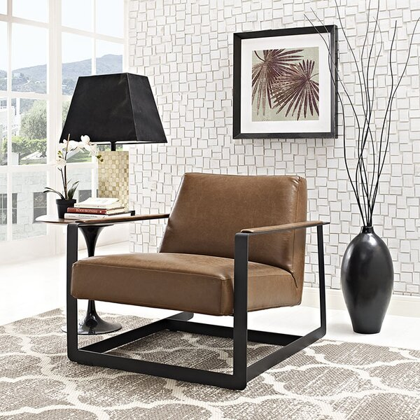 Seg Guest Chair by Modway