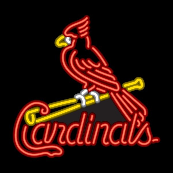 MLB Neon Sign by Imperial International