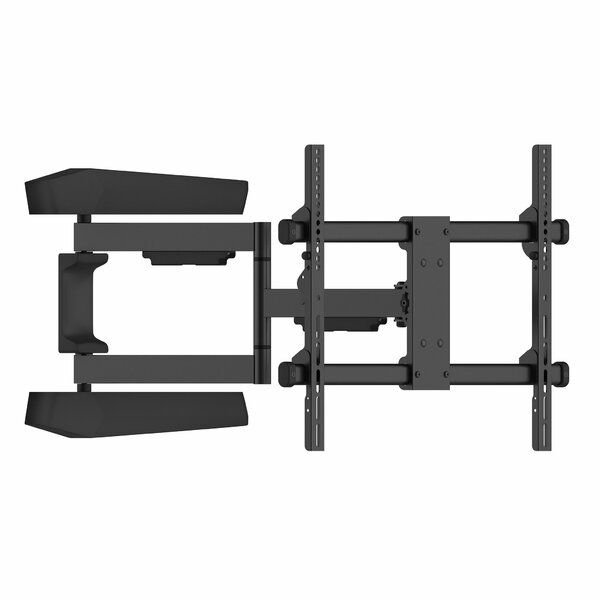 One Wall Mount for 42 - 65 Flat or Curved Panel Screens by ProMounts