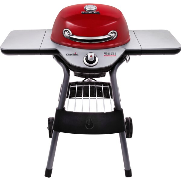 40 Patio Bistro® TRU-Infrared Portable Electric Grill with Side Shelves by Char-Broil