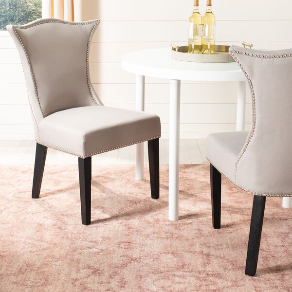Mcdaniel Upholstered Dining Chair (Set of 2) by Willa Arlo Interiors Willa Arlo Interiors