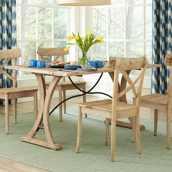 Dupre Folding Top Dining Table by One Allium Way