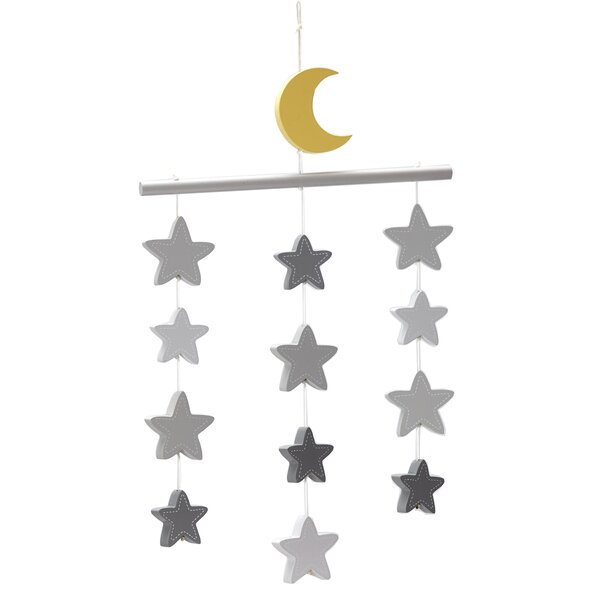 Little Love Separates Star Ceiling Mobile by Littl