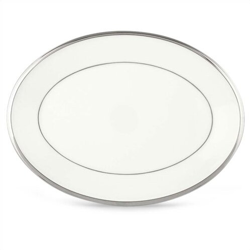 Solitaire Oval Platter by Lenox