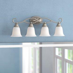 Ellis 4-Light Vanity Light ByCharlton Home