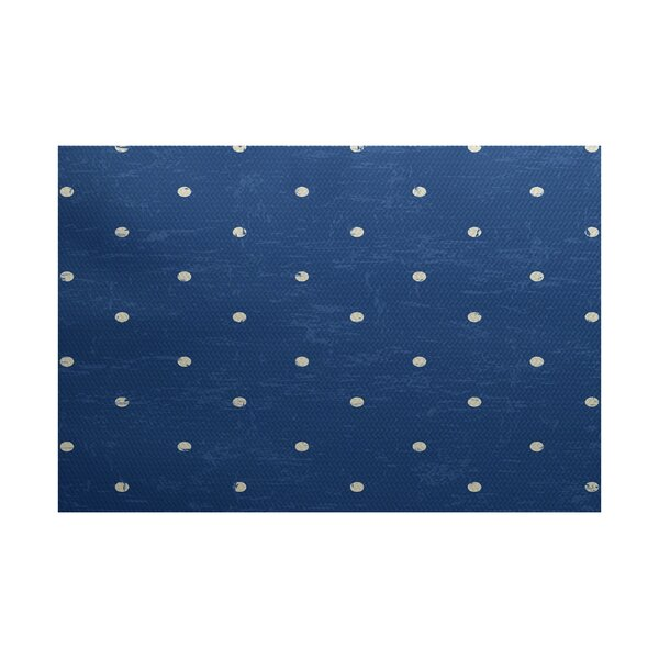 Pembrook Blue Indoor/Outdoor Area Rug by Bay Isle Home