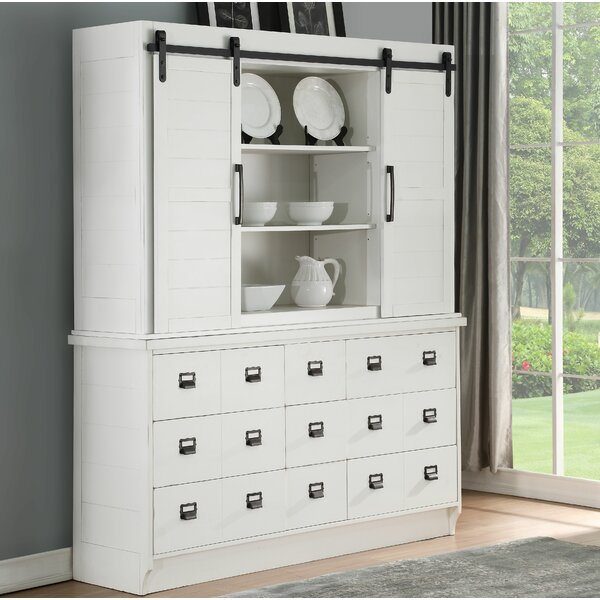 Harcourt Dining Hutch by Highland Dunes