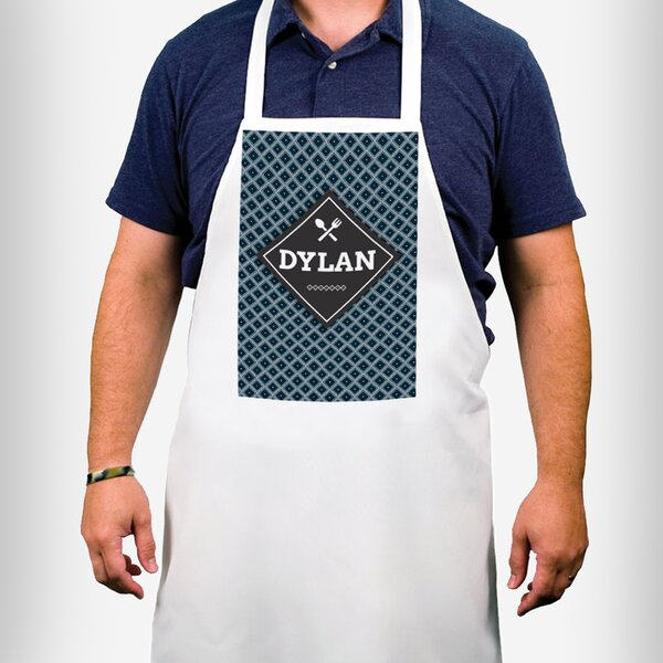 Personalized Diamond Apron by Monogramonline Inc.