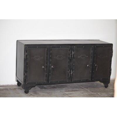 Williston Forge Camarena Vault Metal Modern Sideboard/Buffet